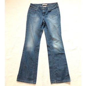 Tommy Hilfiger low rise boot jeans size 4